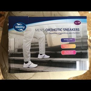 Welby Men's Orthotic Sneakers
